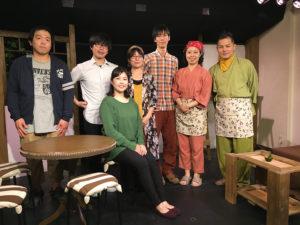 劇団員写真(2017.10.28大分公演)